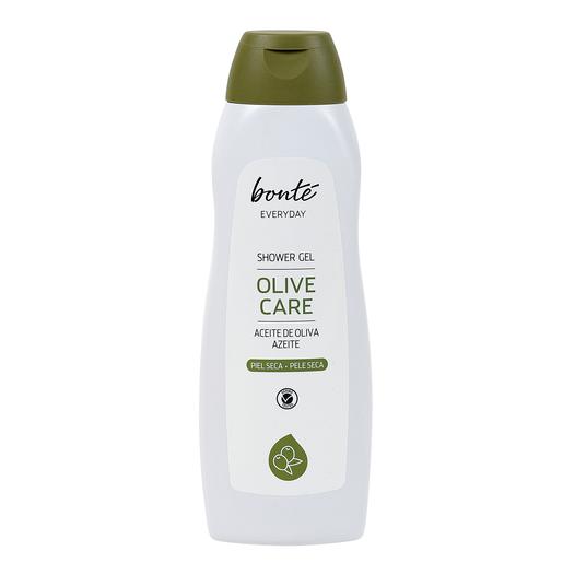 BONTE gel de ducha oliva hidratante piel muy seca bote 750 ml