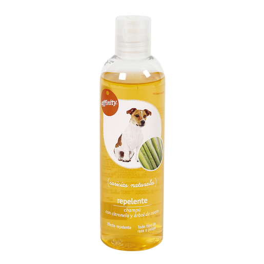 AFFINITY champú repelente para perros botella 250 ml