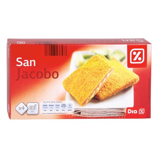 DIA san jacobo caja 320 gr