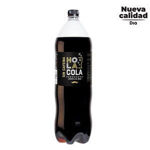 DIA HOLA COLA refresco de cola sin cafeína botella 2 lt