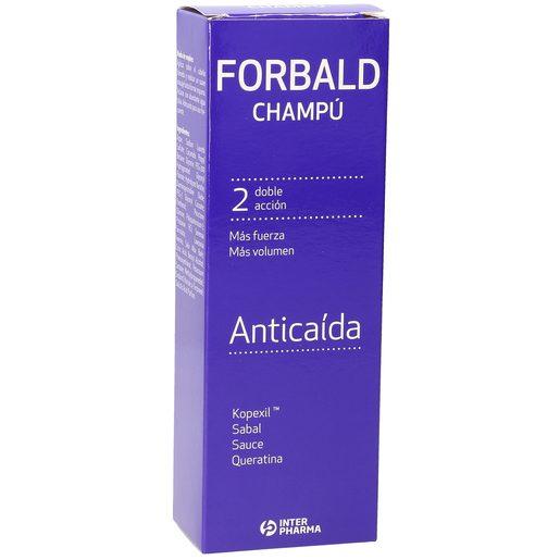 FORBALD champú anticaída bote 250 ml
