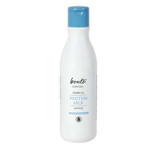 BONTE gel de ducha proteínas de la leche piel sensible bote 750 ml