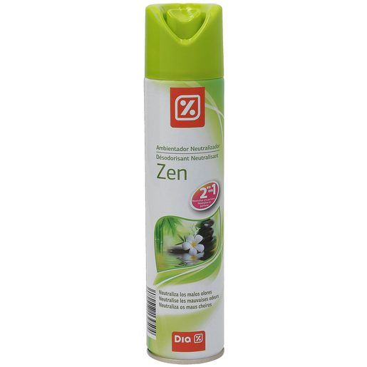 DIA ambientador neutralizador aroma zen spray 300 ml