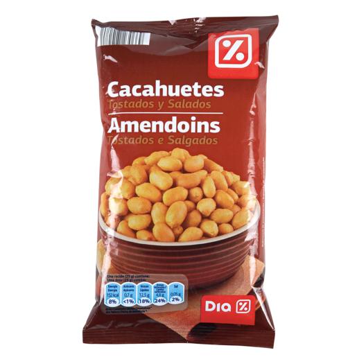 DIA cacahuete tostado bolsa 250GR