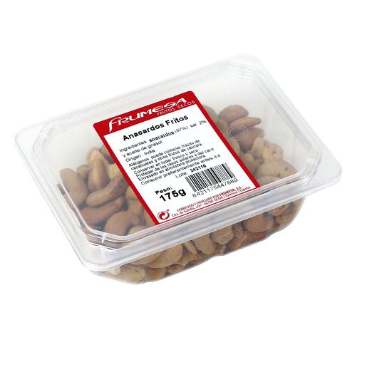 Anacardos fritos tarrina 175 gr