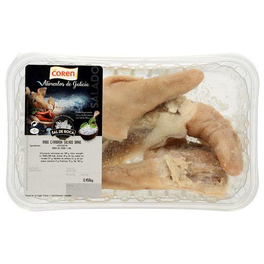 Rabo salado de cerdo (peso aprox. 630 gr)