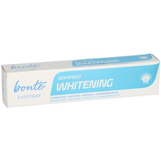 BONTE pasta dentífrica blanqueadora tubo 100 ml