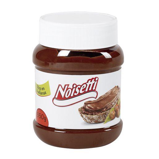 NOISETTI crema de cacao frasco 350 gr