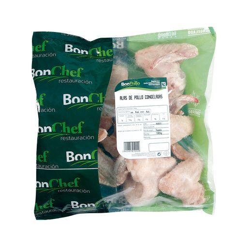 BONCHEF alas de pollo bolsa (peso aprox. 1.1 Kg)