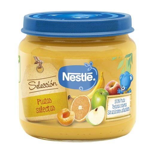 NESTLE Naturnes selección de frutas tarrito 190 gr