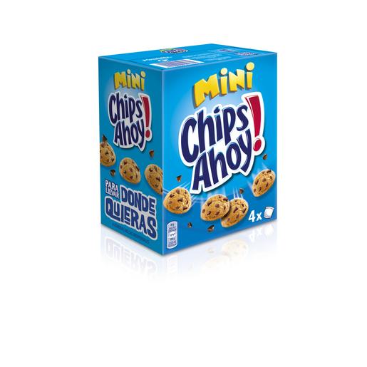 CHIPS AHOY mini galletas caja 160 gr