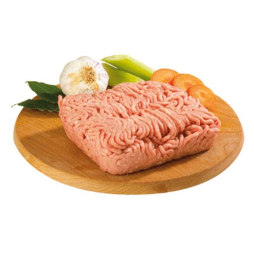 Preparado de carne picada de cerdo bandeja 360 gr
