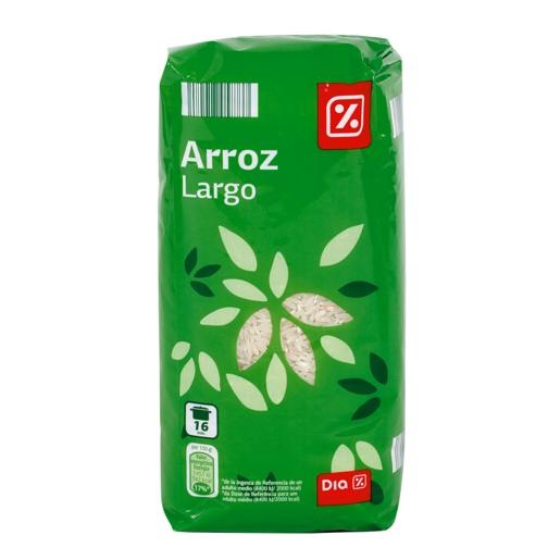 DIA arroz largo categoria 1ª paquete 1 kg