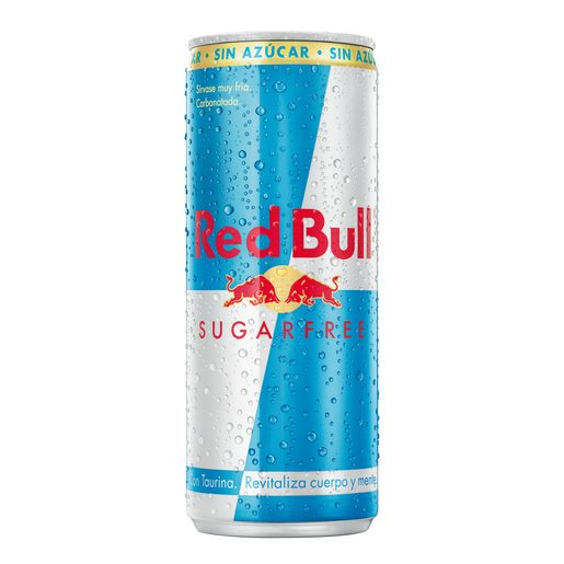 RED BULL bebida energética light lata 25 cl