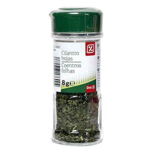 DIA cilandro hojas frasco 8 gr