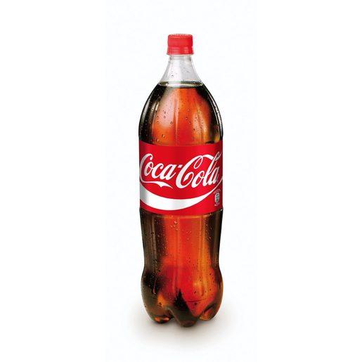 COCA COLA clásica botella 2 lt