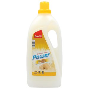 DIA detergente máquina líquido jabón marsella botella 40 lv