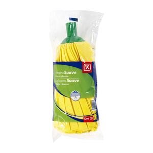 DIA fregona amarilla suave y absorbente bolsa 1 ud