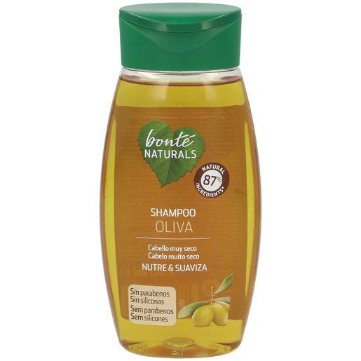 BONTE champú oliva cabello muy seco bote 250 ml
