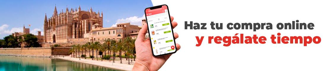 Tu supermercado online en Mallorca
