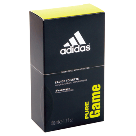 ADIDAS colonia pure game spray 50 ml