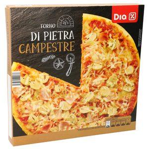 DIA pizza campestre caja 400 gr