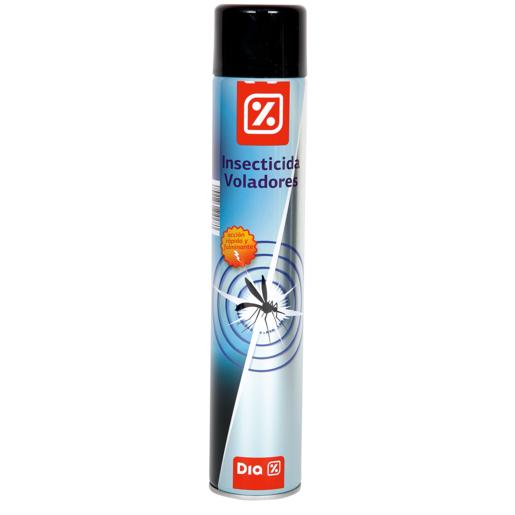 DIA insecticida voladores acción rápida y fulminante spray 750 ml