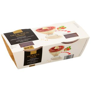 DIA DELICIOUS cheesecake pack 2 unidades 90 gr
