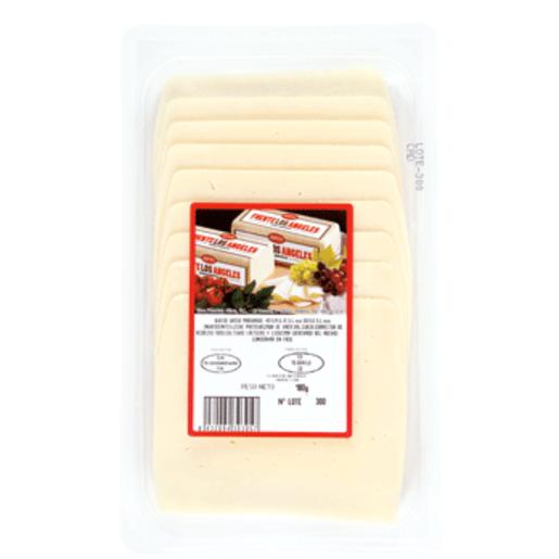 FUENTE LOS ANGELES queso barra lonchas envase 180 gr