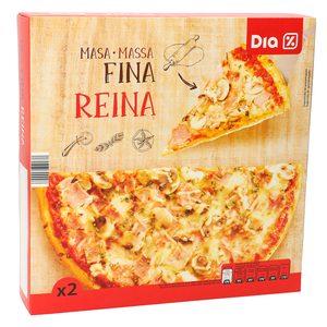 DIA pizza reina pack 2x350 gr