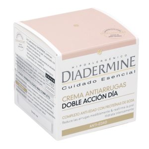 DIADERMINE crema facial antiarrugas tarro 50 ml