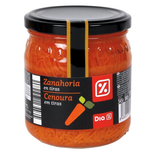 DIA ensalada zanahoria FRASCO 180GR