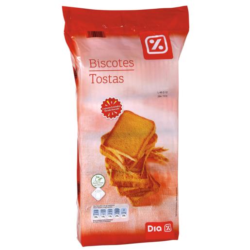 DIA biscotes paquete 800 gr