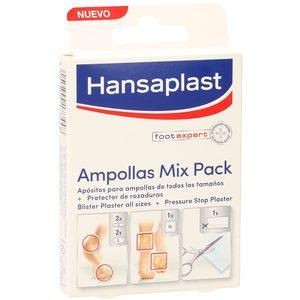 HANSAPLAST apósitos para ampollas mix pack caja 6 uds