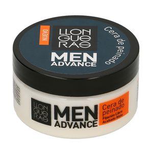 LLONGUERAS Men advanced cera de peinado tarro 85 ml