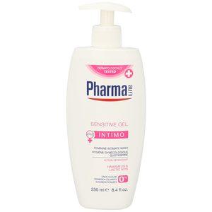 PHARMALINE gel íntimo sensitive dosificador 250 ml