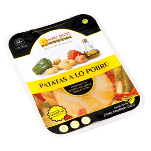Patatas a lo pobre tarrina 360 gr