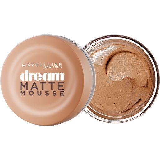 MAYBELLINE Dream Mat Mousse base de maquillaje 48 Sun Beige