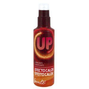 BONTE gel lubricante up efecto calor bote 75 ml