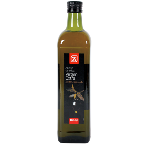 DIA aceite de oliva virgen extra botella 750 ml