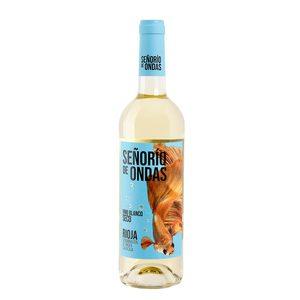 SEÑORIO DE ONDAS vino blanco DO Rioja botella 75 cl