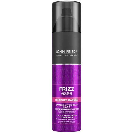 FRIZZ EASE laca fijación fuerte antihumedad spray 250 ml