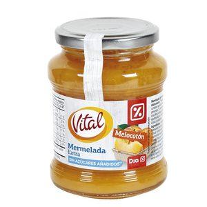 DIA VITAL mermelada extra melocotón diet frasco 330 gr