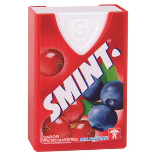 SMINT pastillas de frutas silvestres dispensador 8 gr