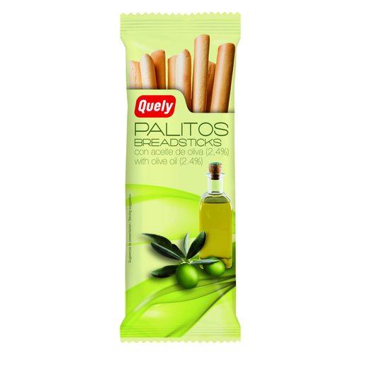 QUELY palitos con aceite de oliva paquete 50 gr