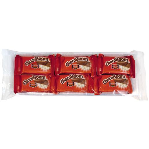 ASINEZ galletas chocoboom paquete 150 gr