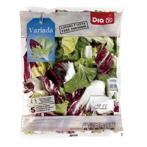 DIA ensalada variada bolsa 200 gr