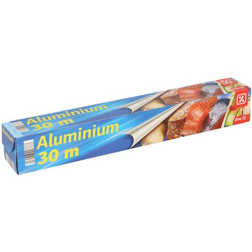 DIA papel de aluminio rollo 30 m.