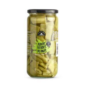 DIA VEGECAMPO judías verdes cortadas categoría extra frasco 360 gr
