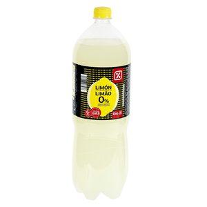 DIA refresco de limón zero botella 2 lt